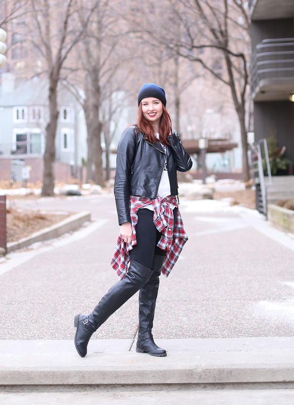 Melanie Richtman Fashion Blogger Minneapolis
